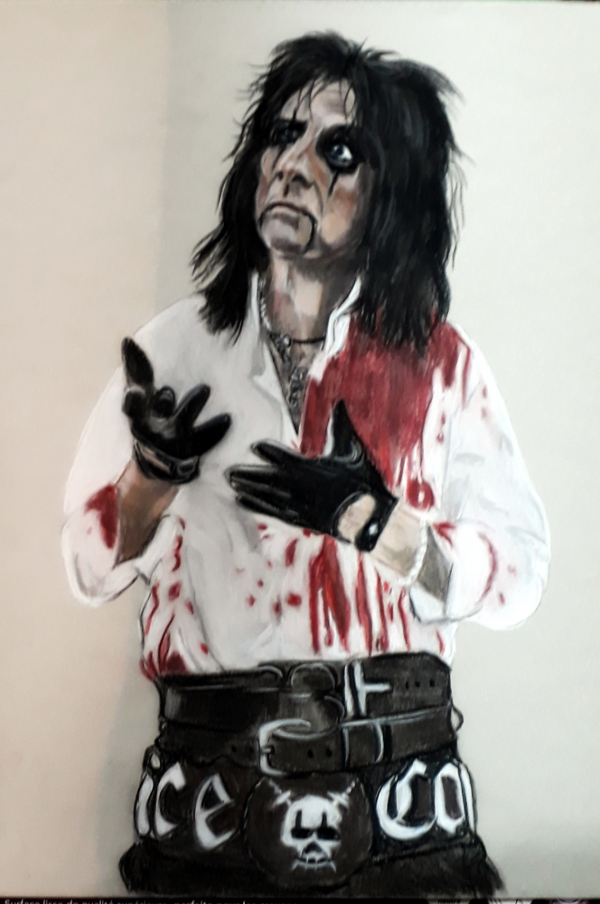 Alice Cooper by Slogirl64